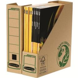 Cheap Stationery Supply of Bankers Box by Fellowes Earth Series Pk20 Magazine File Boxes Buy One Get One Free BB810446 Office Statationery