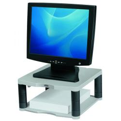 Cheap Stationery Supply of Fellowes Premium Monitor Riser Platinum 91717 Office Statationery