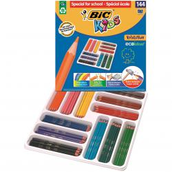 Cheap Stationery Supply of Bic Kids Evolution Ecolutions Pencils Assorted (Pack of 144) 887830 Office Statationery