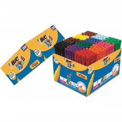Cheap Stationery Supply of Bic Kids Visa Felt Pens Fine Tip Assorted (Pack of 288) 897099 Office Statationery