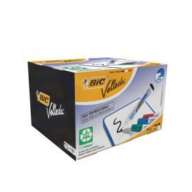 Bic Velleda 1701 Drywipe Marker Assorted (Pack of 48) 927259