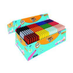 Cheap Stationery Supply of Bic Kids Visacolour Colouring Pens XL Assorted (Pack of 288) 975144 Office Statationery