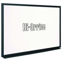 Cheap Stationery Supply of Bi-Office Black Frame Whiteboard 900x600mm MB0700169 Office Statationery