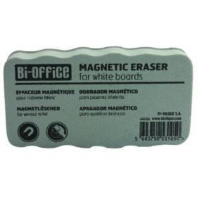 Bi-Office White Lightweight Magnetic Eraser AA0105 BQ53105