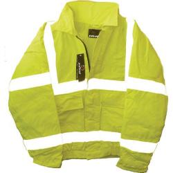 Cheap Stationery Supply of Proforce High Visibility Jacket Class 3 Large Yellow HJ44YL-L Office Statationery