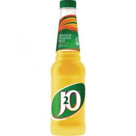 Britvic Orange & Passion Fruit J2O Juice Drink 330ml Plastic Bottle (Pack of 24) 402042