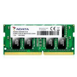 Cheap Stationery Supply of ADATA 8GB DDR4 SO-DIMM 2133MHZ 204 pin 8GB DDR4 2133MHz memory module AD4S213338G15S Office Statationery