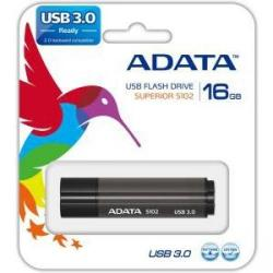Cheap Stationery Supply of ADATA S102 Pro 16GB USB 3.0 3.1 Gen 1 Type-A Grey USB flash drive AS102P16GRGY Office Statationery