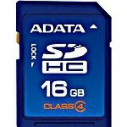 Cheap Stationery Supply of ADATA 16GB SDHC 16GB SDHC memory card ASDH16GCL4R Office Statationery