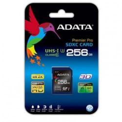 Cheap Stationery Supply of ADATA 256 GB SDXC 256GB SDXC UHS-I Class 3 memory card ASDX256GUI3CL10R Office Statationery
