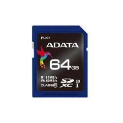 Cheap Stationery Supply of ADATA Premier Pro SDXC 64GB SDXC UHS Class 10 memory card ASDX64GUI3CL10R Office Statationery