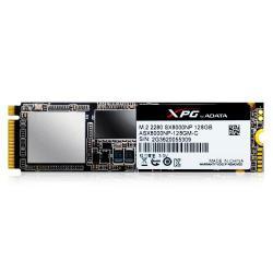Cheap Stationery Supply of XPG SX8000 PCIe Gen3x4 SSD 128GB PCI Express 3.0 ASX8000NP128GM Office Statationery