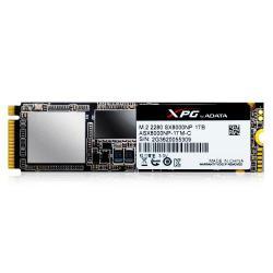 Cheap Stationery Supply of XPG SX8000 PCIe Gen3x4 SSD 1TB PCI Express 3.0 ASX8000NP1TM Office Statationery