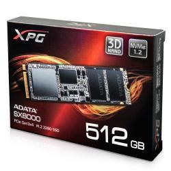Cheap Stationery Supply of XPG SX8000 PCIe Gen3x4 SSD 512GB PCI Express 3.0 ASX8000NP512GM Office Statationery