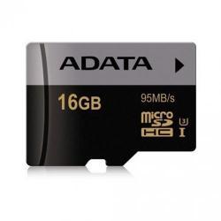 Cheap Stationery Supply of ADATA AUSDH16GUI3CL10-R 16GB MicroSDXC UHS-I Class 10 memory card AUSDH16GUI3CL10R Office Statationery