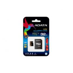Cheap Stationery Supply of ADATA AUSDH32GXUI3-RA1 32GB MicroSDHC UHS-III Class 10 memory card AUSDH32GXUI3RA1 Office Statationery