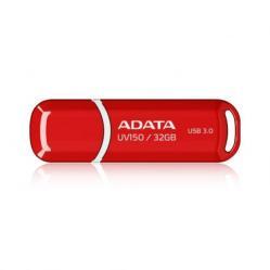 Cheap Stationery Supply of ADATA 32GB DashDrive UV150 32GB USB 3.0 3.1 Gen 1 Type-A Red USB flash drive AUV15032GRRD Office Statationery