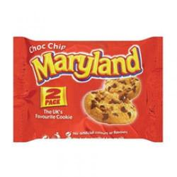 Cheap Stationery Supply of Burtons Maryland Cookies Twin Pack Pack of 48 12756 Office Statationery