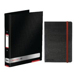 Cheap Stationery Supply of Black n Red A4 Ring Binder 25mm Buy 4 Get FOC Black n Red A4 Hard Cover Notebook BX810397 Office Statationery