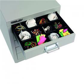 Bisley Multidrawer Insert Tray Plastic 16 Compartments 235x370x50mm 225P5