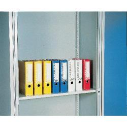 Cheap Stationery Supply of Bisley Shelf Standard Black (Designed for Bisley Tambour Units and Cupboards) BBS/P1 Office Statationery