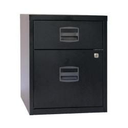 Cheap Stationery Supply of Bisley 2 Drawer A4 Home Filer Black BY31012 Office Statationery