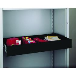 Cheap Stationery Supply of Bisley Rollout Drawer Black RODWR4-45 Office Statationery