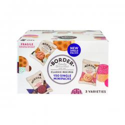 Cheap Stationery Supply of Border Biscuits Single Packs (Pack of 150) A08071 Office Statationery