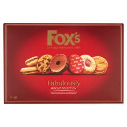 Cheap Stationery Supply of Foxs Fabulously Biscuit Selection 275g A08091 Office Statationery