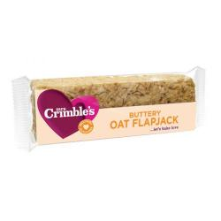 Cheap Stationery Supply of Mrs Crimbles Buttery Oat Flapjack 65g (Pack of 18) A08027 Office Statationery