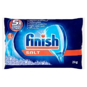 Finish Dishwasher Salt 3kg (For domestic and professional use) HOFIN199