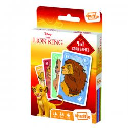 Cheap Stationery Supply of Shuffle Disney Lion King 4-in-1 Card Game (Pack of 12) 108548998 Office Statationery
