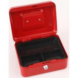 Cheap Stationery Supply of Phoenix 8 Cash Box CB0101K with Key Lock Office Statationery