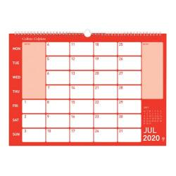 Cheap Stationery Supply of Collins Memo Calendar A3 2020 (Wirebound with hanging hook) CMC Office Statationery
