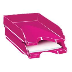 Cheap Stationery Supply of CEP Pro Gloss Letter Tray Pink 200GPINK Office Statationery