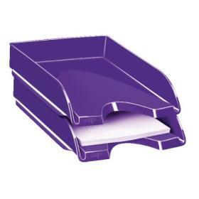CEP Pro Gloss Letter Tray Purple 200GPURPLE