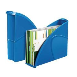 Cheap Stationery Supply of CEP Pro Gloss Magazine File Blue 674GBLUE Office Statationery