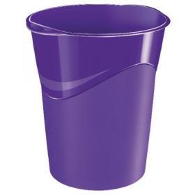 CEP Pro Gloss Waste Bin Purple 280GPURPLE