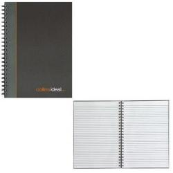Cheap Stationery Supply of Collins Ideal Feint Ruled Wirebound Notebook A4 6428W Office Statationery