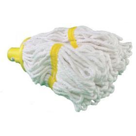 180g Hygiene Socket Mop Head Yellow 103061YL