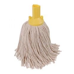 Cheap Stationery Supply of Exel 250g Mop Head Yellow (Pack of 10) 102268YL Office Statationery