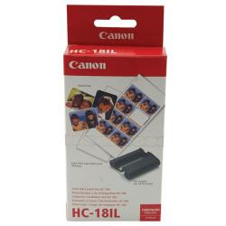 Cheap Stationery Supply of Canon Colour CP-10 Ink/Paper Pack 18 Photos HC-18IL 6931A001AA Office Statationery