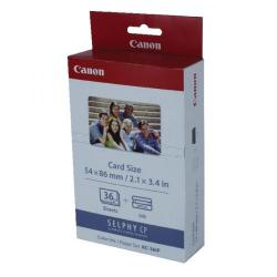 Cheap Stationery Supply of Canon KC-36IP Color Inkjet Cartridge and Label Set 7739A001  Office Statationery