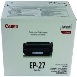 Cheap Stationery Supply of Canon EP-27 Black Toner Cartridge 8489A002 Office Statationery