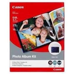 Cheap Stationery Supply of Canon Photo Album with 13x18cm Paper Pack of 10 PAK101 Office Statationery