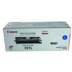 Cheap Stationery Supply of Canon 701LC Cyan Toner Cartridge 9290A003 Office Statationery