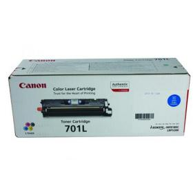Canon 701LC Cyan Toner Cartridge 9290A003