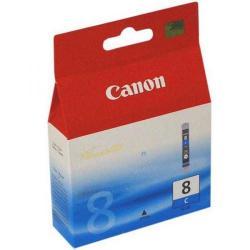 Cheap Stationery Supply of Canon CLI-8C Cyan Inkjet Cartridge 0621B001 Office Statationery