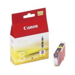 Cheap Stationery Supply of Canon CLI-8Y Yellow Inkjet Cartridge 0623B001 Office Statationery