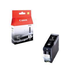 Cheap Stationery Supply of Canon PGI-5BK Black Inkjet Cartridge 0628B001 Office Statationery